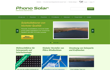 www.phonosolar.de